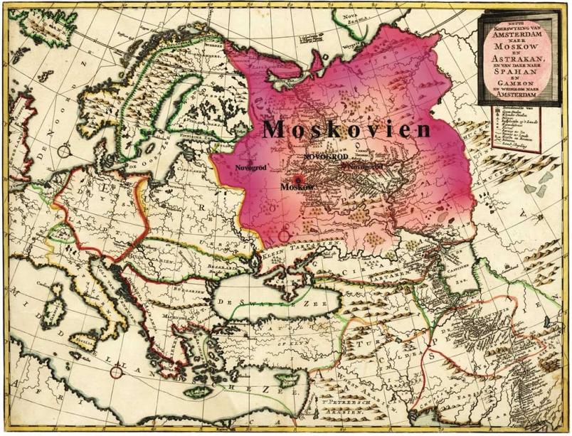 مختصری ازتاریخ روسیه